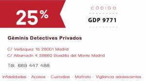 detective privado precios